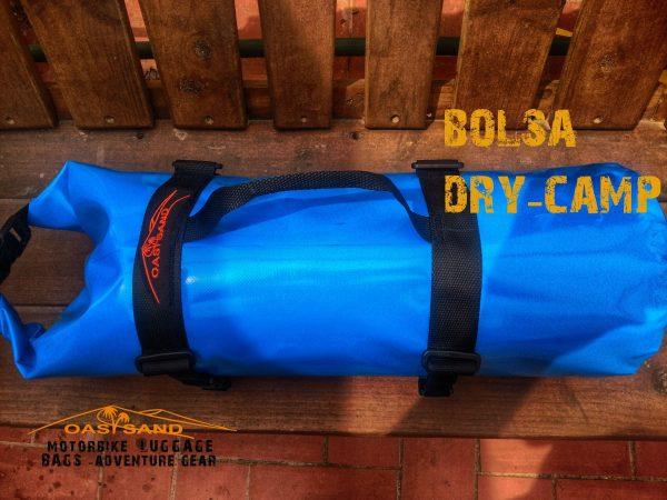 Bolsa Dry-camp impermeable y resistente