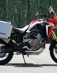 Top case Mytech Honda CRF1000L Africa Twin