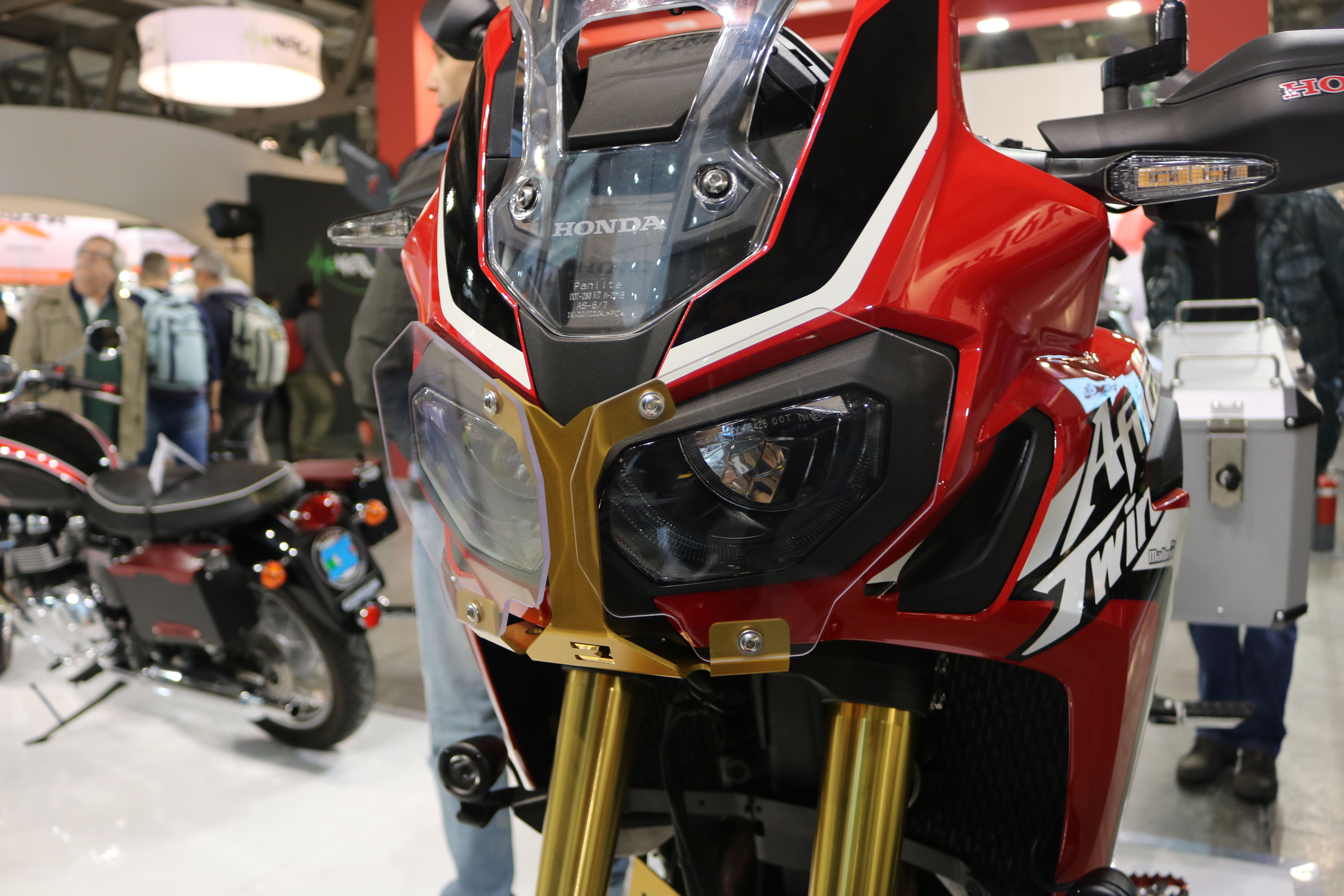 Protector faro Honda CRF1000L Africa Twin Mytech