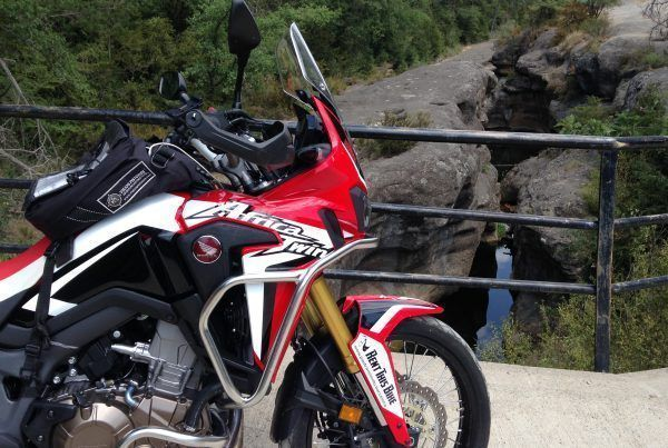 Prueba On Off Honda CRF1000L Africa Twin pautravelmoto.barcelona