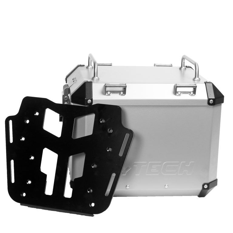 Top case Mytech BMW R1200GS Lc baul trasero Top case Mytech BMW R1200GS baul trasero Top case Mytech BMW R1200GS Adventure baul trasero